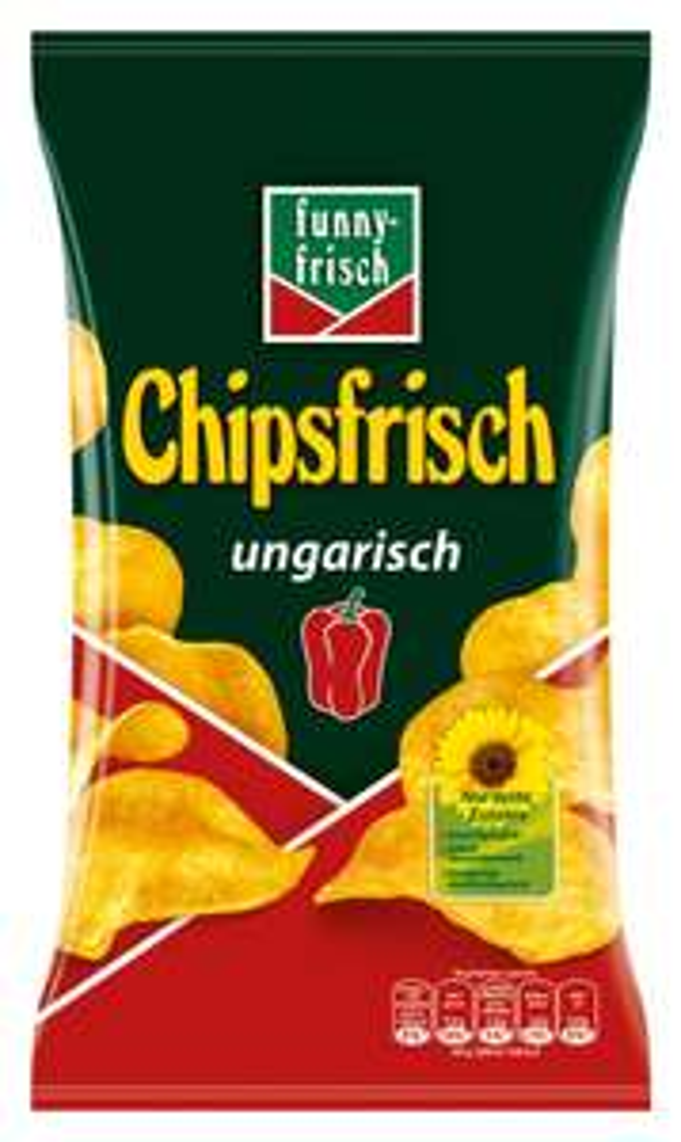 Funny Frisch Chipsfrisch div. Sorten
