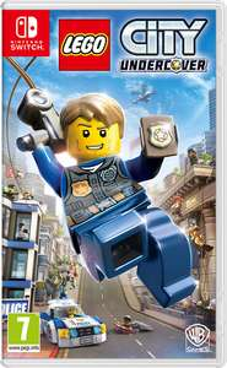 LEGO® City Undercover (Nintendo Switch)