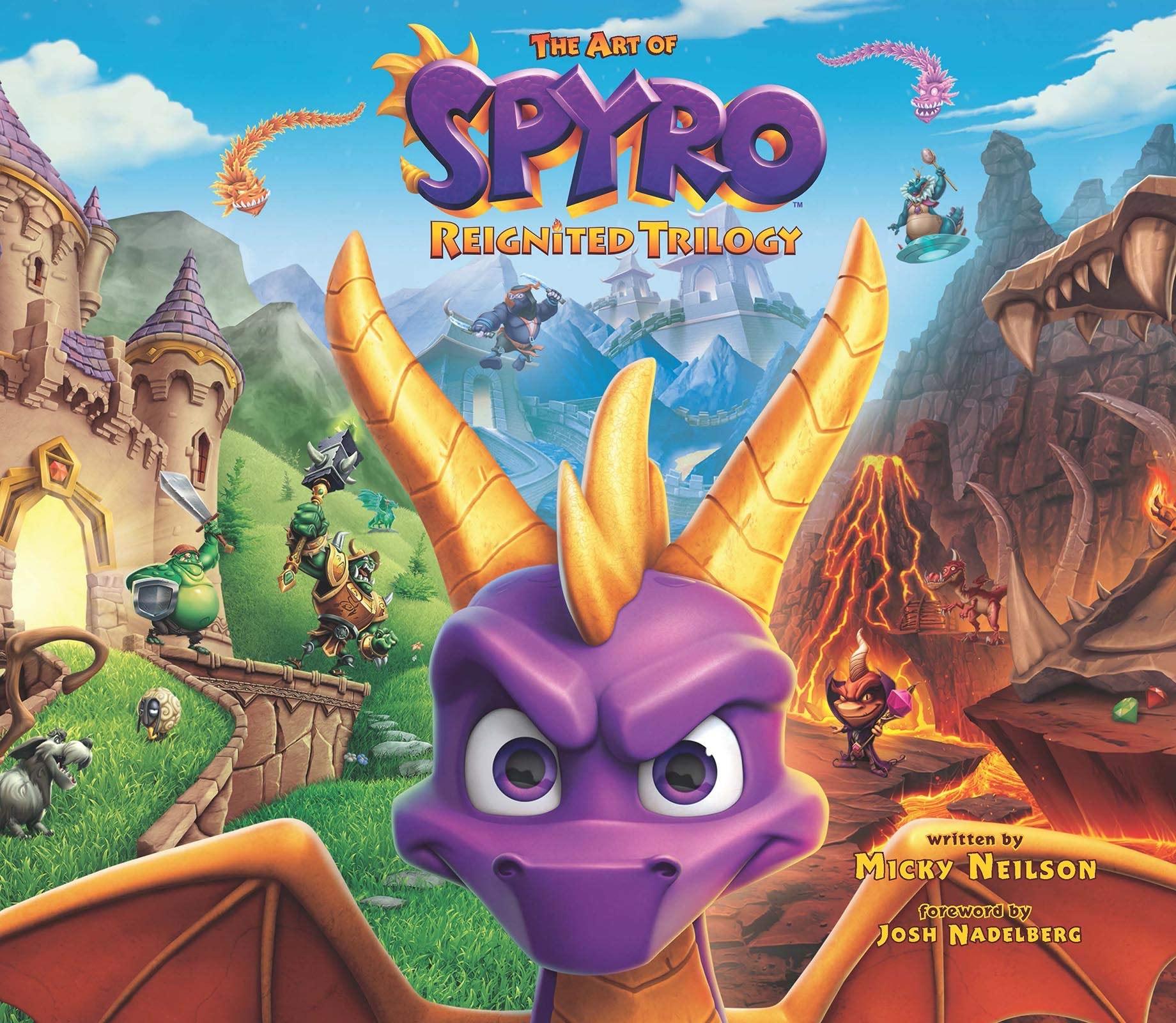 [Nintendo eShop] Spyro Reignited Trilogy | Nintendo Switch Download|