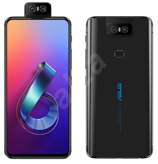 [Alza] Asus Zenfone 6 ZS630KL 256GB Speicher, 8GB Ram und 5000mAh Akku um 546€