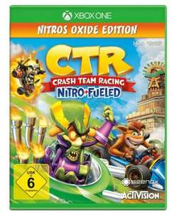 CTR Crash Team Racing Nitro Fueled - Nitros Oxide Edition Xbox One