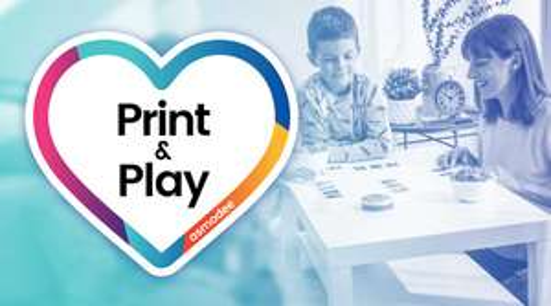 Asmodee: Familienspiele als Print & Play-Version gratis zum ausdrucken