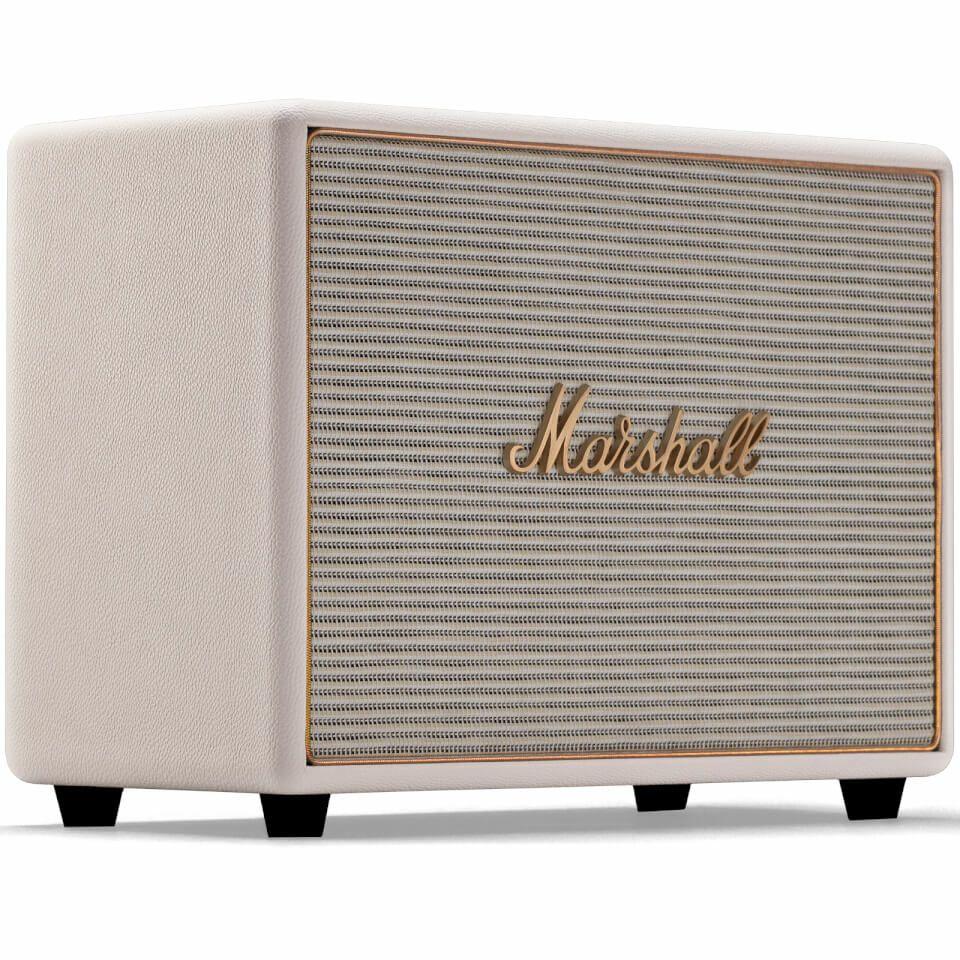 Marshall Woburn Cream WiFi Lautsprecher [Zavvi]