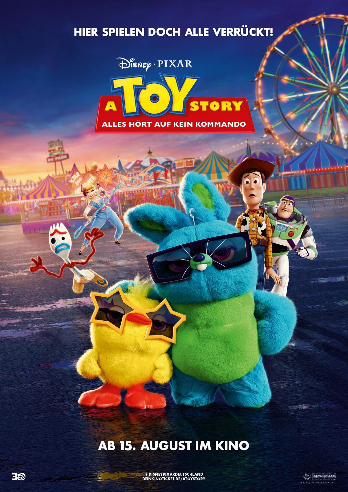 A Toy Story - Alles Hört auf kein Kommando, HD Kaufversion