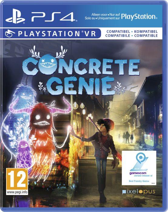 Concrete Genie für PlayStation 4 (VR Kompatibel)