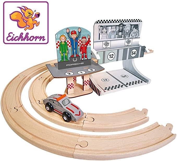 Eichhorn - Porsche Racing - Erweiterungsset, 14-tlg.,