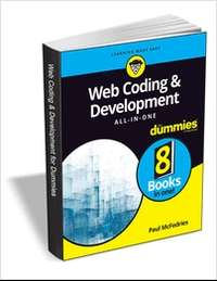 Web Coding & Development All-in-One For Dummies kostenlos als eBook