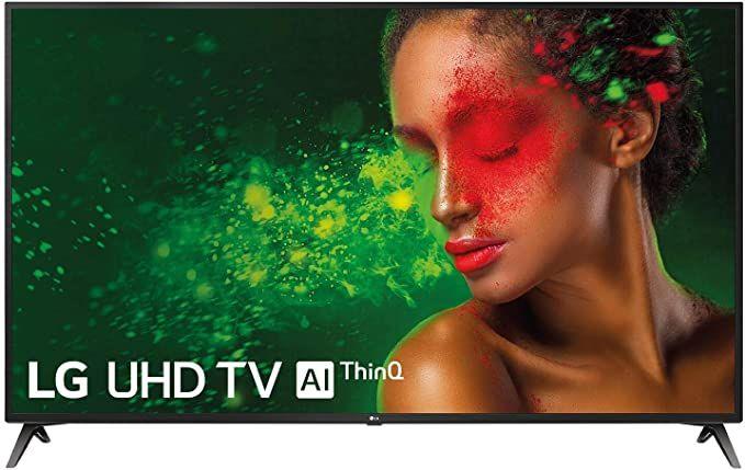 LG 70UM7100PLA Smart TV (3840x2160, Direct-lit, Bluetooth, HbbTV, Gestensteuerung, HDR10)