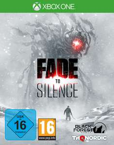 Fade to Silence für Xbox One