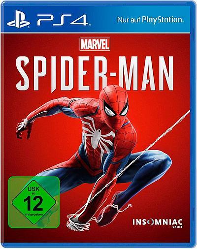 Universal - Spider-Man(PS4) für 14,99 bei Lieferung an Paketshop