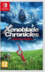 Xenoblade Chronicles - Definitive Edition (Nintendo Switch)