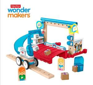 "Fisher-Price Wunderwerker ""Post"""
