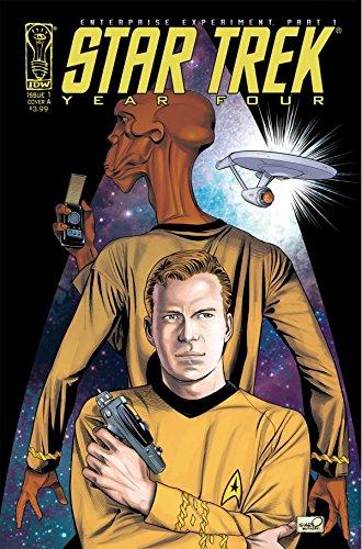Gratis eBook: Star Trek: Year Four - The Enterprise Experiment #1