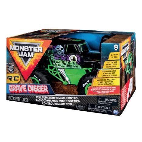 Monster Jam Grave Digger RC 1:15