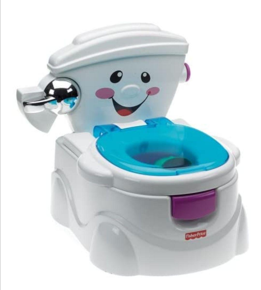 Fisher-Price singende Kinder Toilette