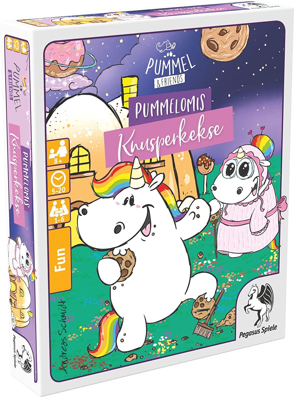 Pummel & Friends - Pummelomis Knusperkekse - Spiel ab 8 Jahre