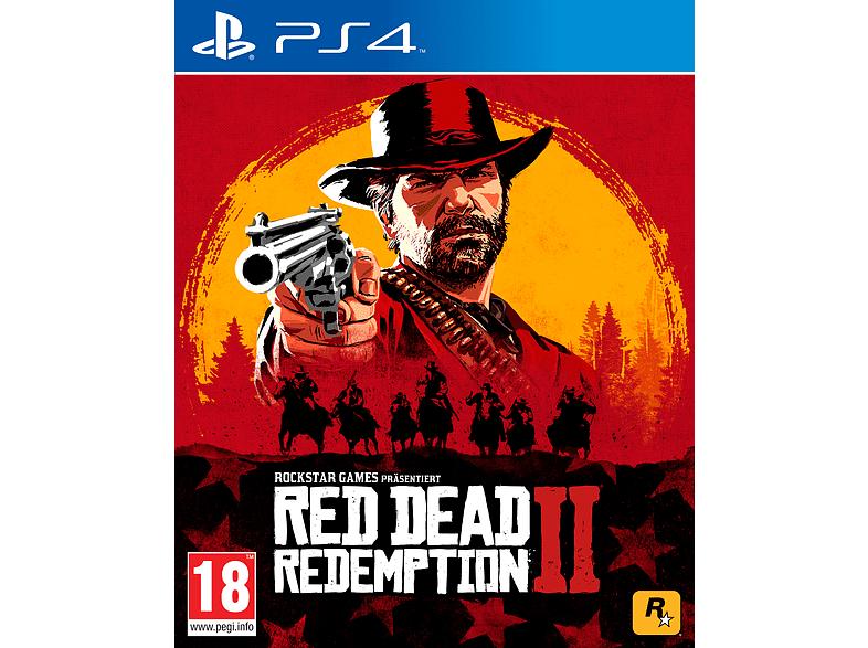 [Media Markt/Saturn] PS4 Red Dead Redemption 2 um nur 19,99€ Bestpreis