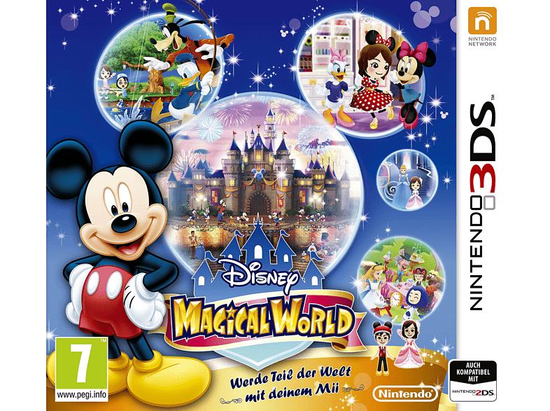 @Media Markt Disney Magical World Nintendo für den 3DS