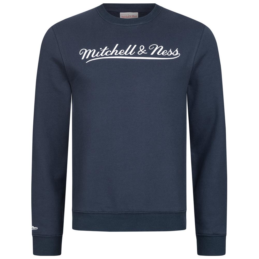 Mitchell & Ness Script Crew Herren Pullover in vielen Farben und Größen