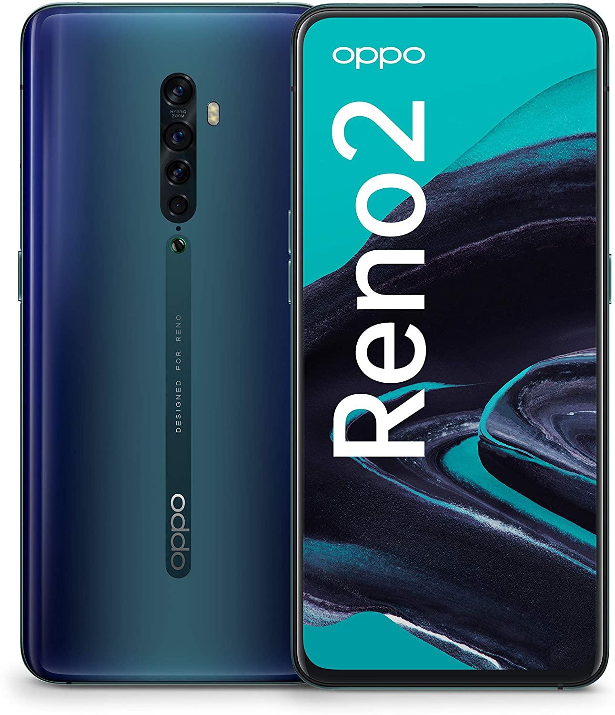 AMAZON.de OPPO Reno2 Smartphone (16,5 cm (6,5 Zoll)) 256 GB interner Speicher, 8 GB RAM, AMOLED Display, Dual SIM