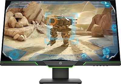 "HP X27i 27"" Monitor (2560x1440, IPS Panel, 144Hz, 350cd/m², Adaptive Sync)"