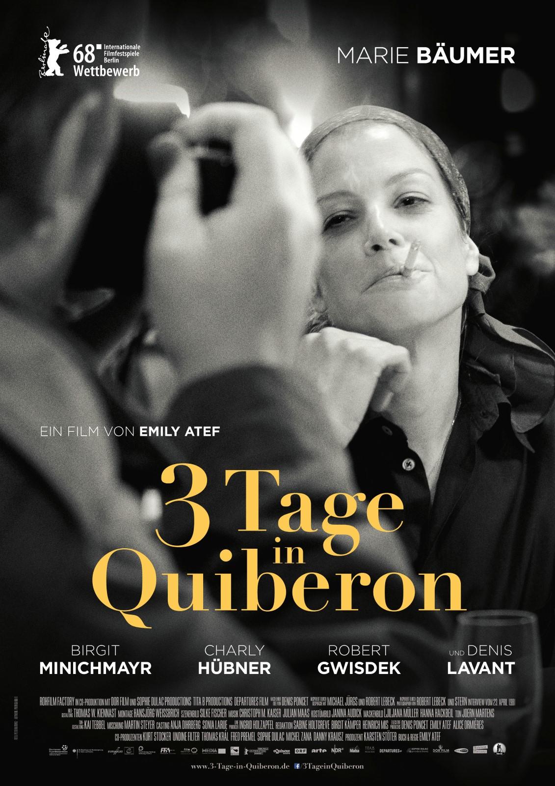 [Arte] 3 Tage in Quiberon als Download und Stream