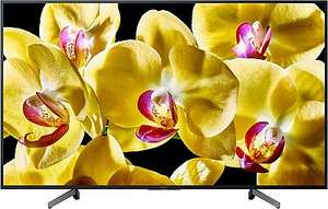 SONY BRAVIA Fernseher KD-75XG8096 (2019) 75 Zoll 4K UHD Smart Android TV mit HDR 10 sowie HLG