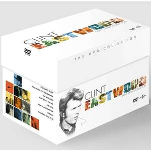 Clint Eastwood - Eight Movie Collection (Blu-ray)