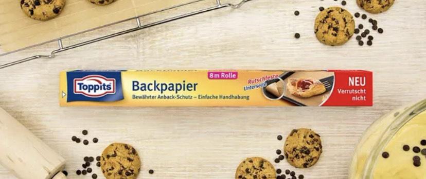 Toppits Backpapier für 0.09€