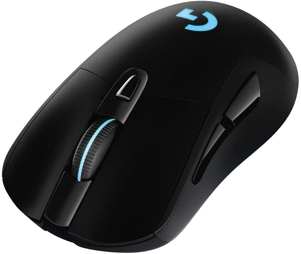 Logitech G703 Lightspeed kabellose Gaming-Maus 59 euro