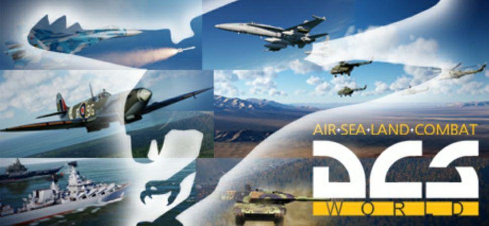 Alle Flugzeuge von DCS World kostenlos vom 19.04-18.05 fliegen
