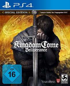 Kingdom Come Deliverance Special Edition (PS4)