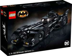 [InfeoZ] LEGO DC Universe Super Heroes - 1989 Batmobile