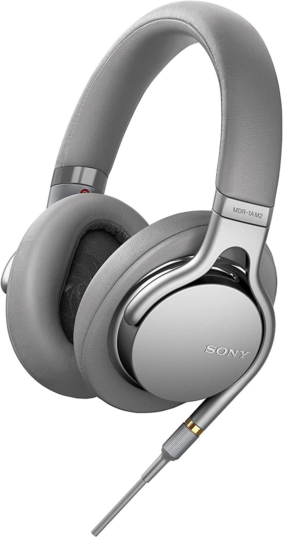 Sony MDR-1AM2 Kopfhörer, Nur in Silber (Amazon als Händler wählen!)