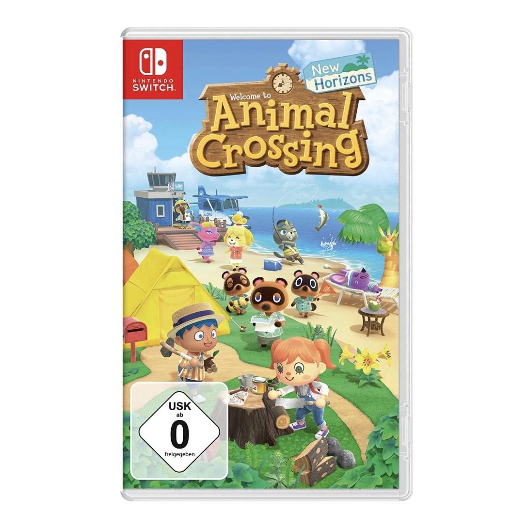 [Amazon] *neuer Bestpreis* Animal Crossing: New Horizons [Nintendo Switch]
