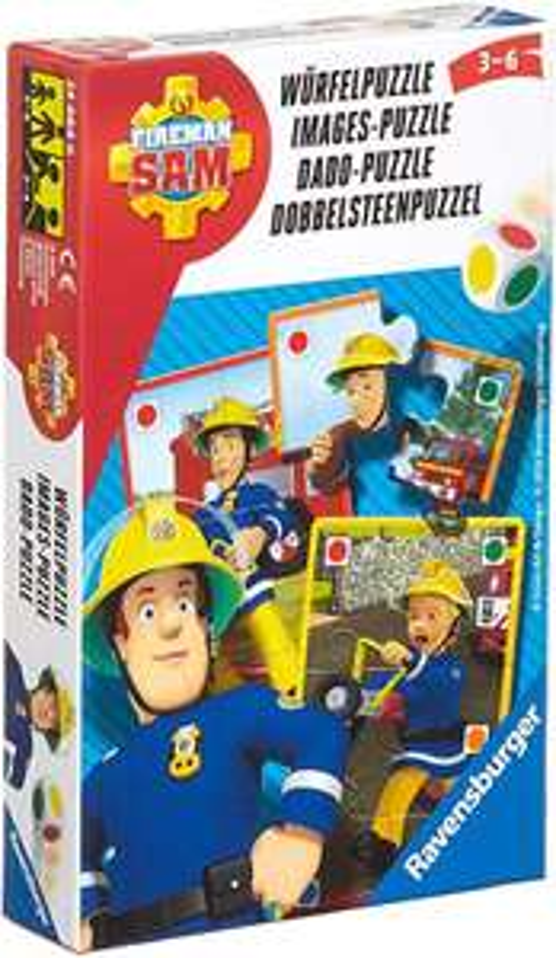 Ravensburger Feuerwehrmann Sam Mitbringspiel (Würfelspiel)