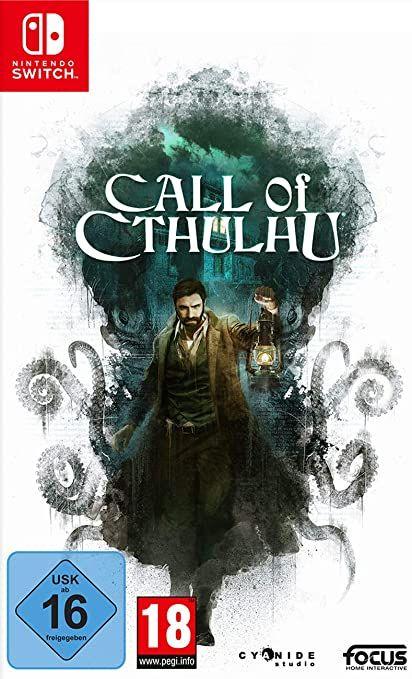 Call Of Cthulhu (Switch)