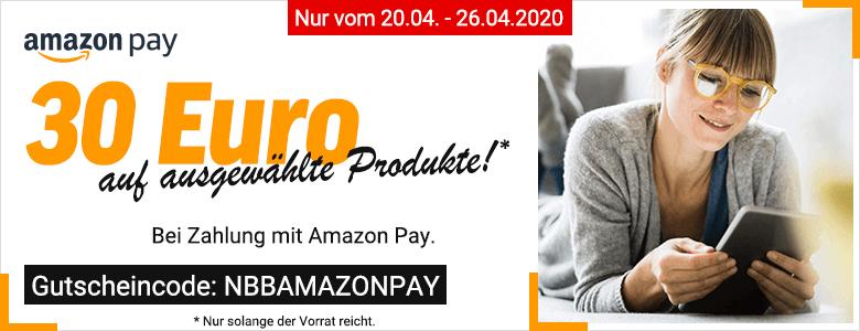 30€ sparen auf ausgewählte Produkte bei NBB
