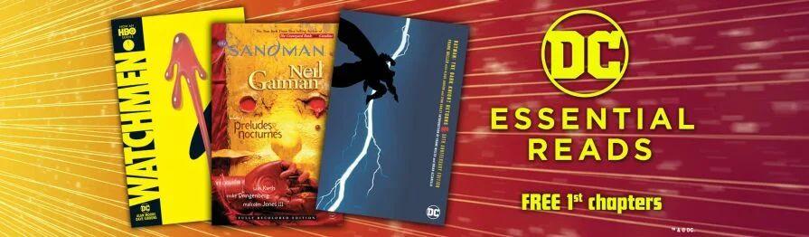 (ReadDC) 34 DC Comics kostenlos als Download