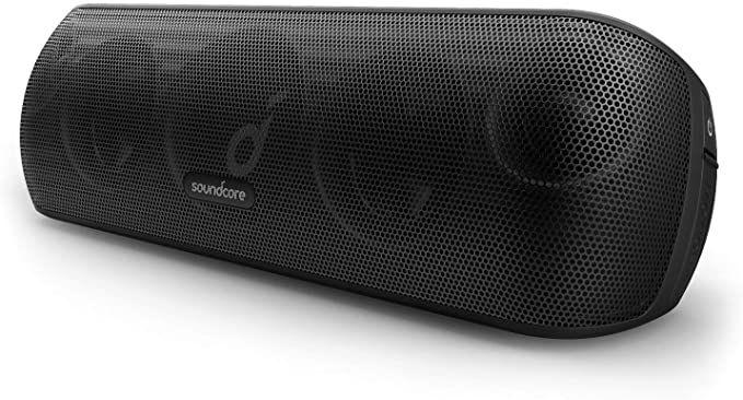 Soundcore Motion+ Bluetooth Lautsprecher (30W, 12h Akkulaufzeit, IPX7, USB-C)