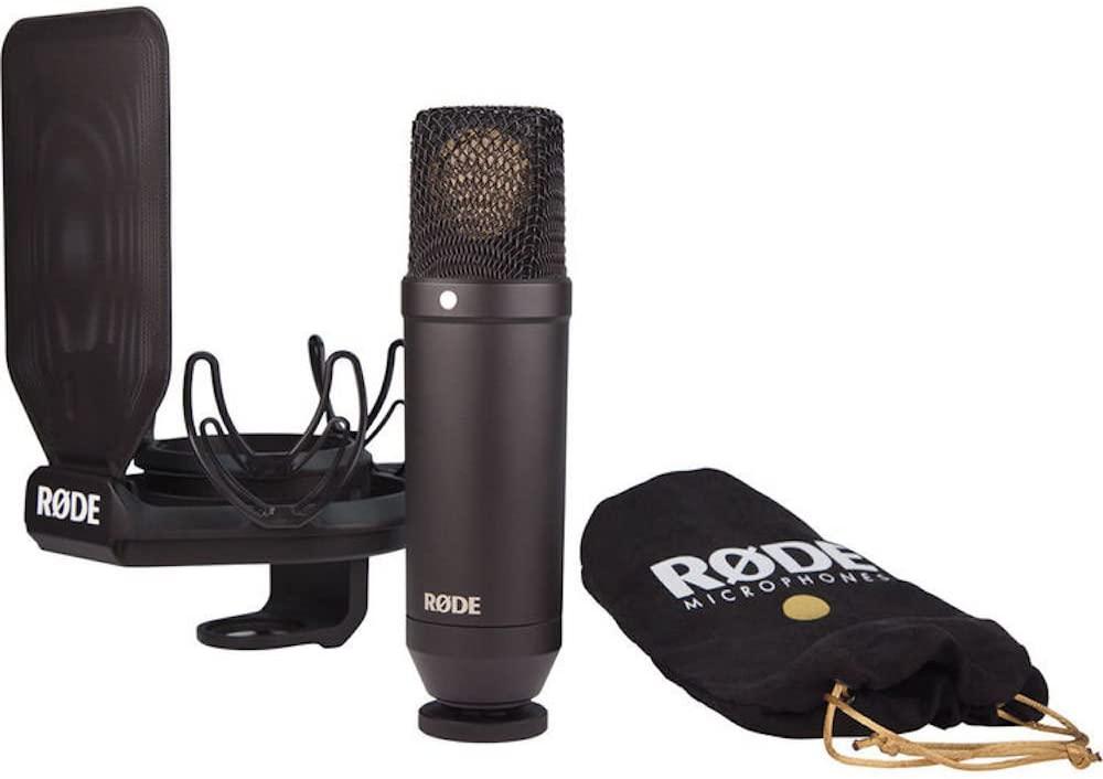 Musikalischer Preisjäger: Rode NT1-KIT Kondensator-Mikrofon Set