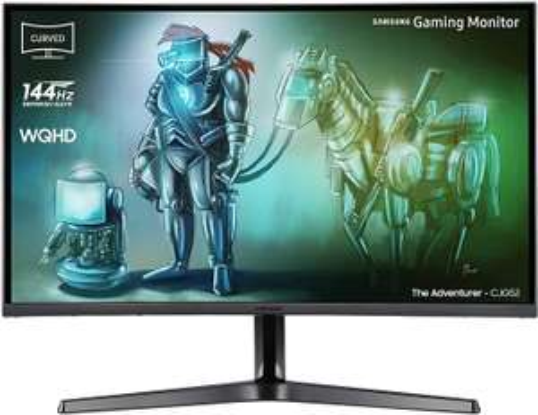 "Samsung C32JG52, 32"" Curved Gaming Monitor"