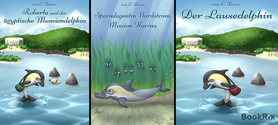 Preisjäger Junior: 3 Delphingeschichten eBooks gratis
