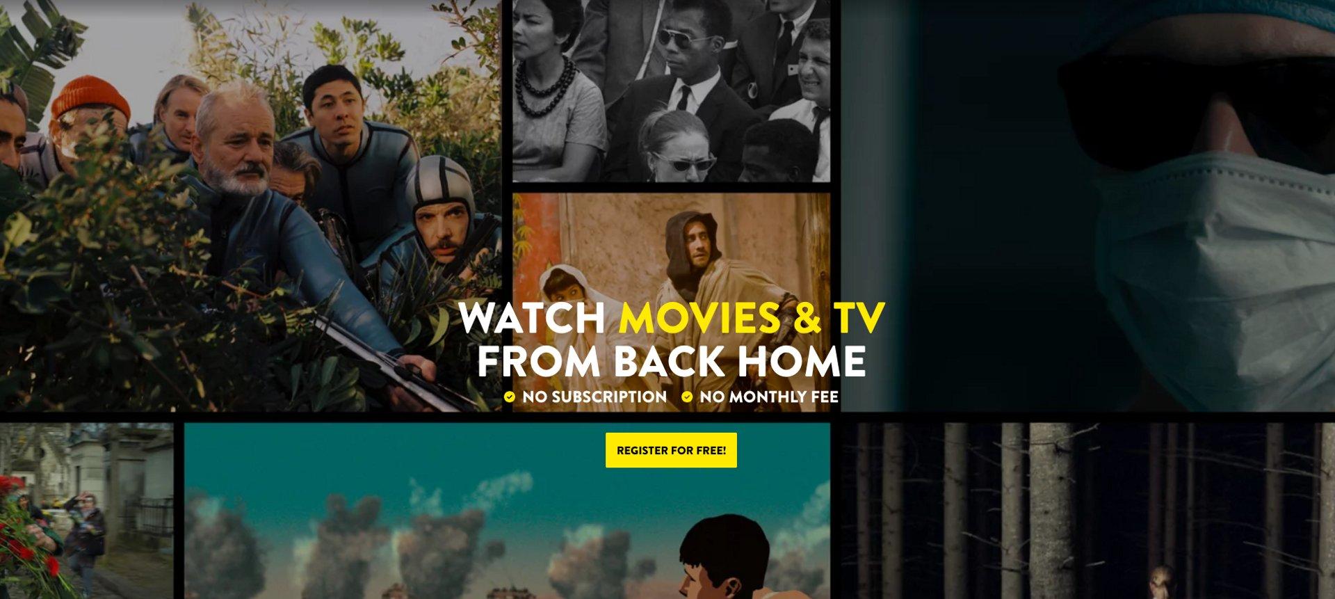 Kostenlos Filme bei Pantaflix streamen