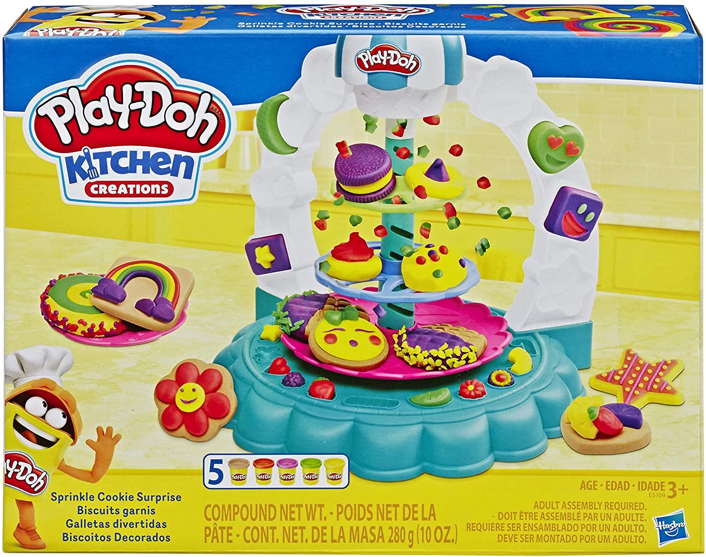 Preisjäger Junior:Hasbro Play-Doh Kitchen Creations Keks-Karussell