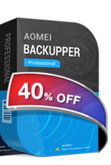 AOMEI Backupper Professional 5.7
