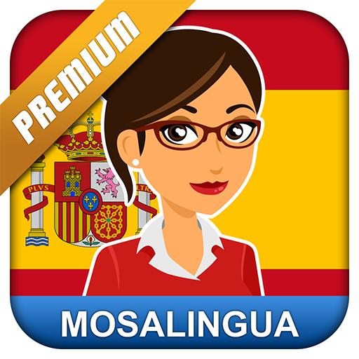 Spanisch Lernen mit MosaLingua Premium kostenlos (Android)
