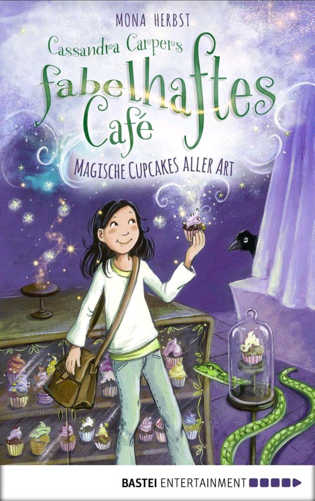 Cassandra Carpers fabelhaftes Café: Magische Cupcakes aller Art kostenloses eBook (PlayStore & Amazon)