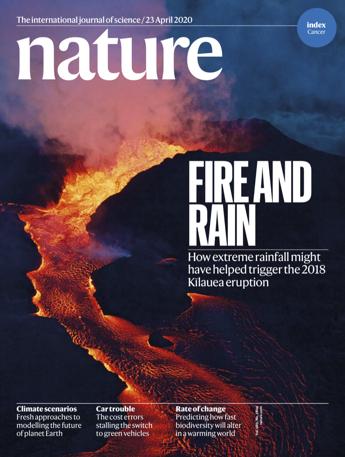 Nature Magazin (52 Print- und Digitalausgaben) + Online-Zugang zu Nature Insights, Outlooks und Collections