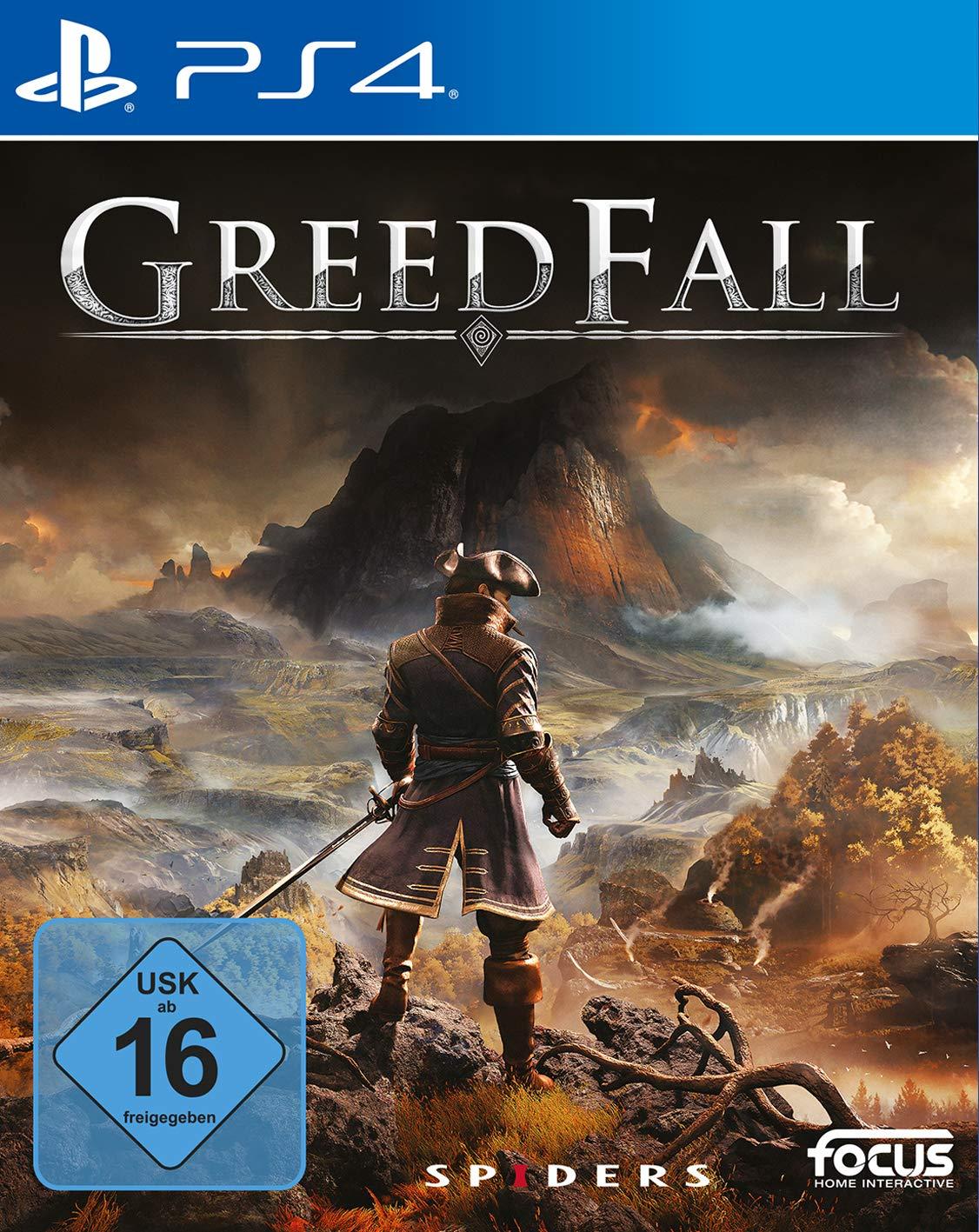Greedfall für PS4